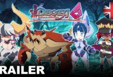 Disgaea 6: Новый трейлер показывает классы персонажей