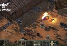 Dustwind – The Last Resort выходит на PS4, PS5, Xbox One и Xbox Series X S