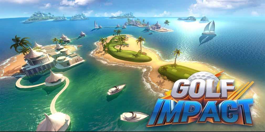 Golf Impact для Android и iOS выйдет в мае 2021 года