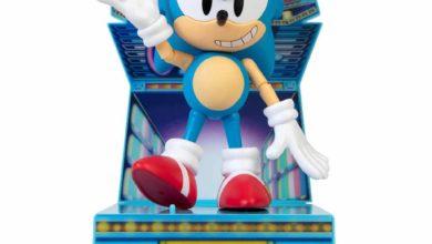 Jakks Pacific и SEGA of America возобновляют партнерство с игрушками Sonic the Hedgehog (Соник в кино)