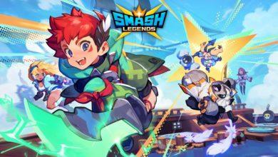 LINE Games запускает SMASH LEGENDS во всем мире