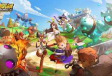 LINE Games представляет первое крупное обновление для многопользовательской игры Guardian Chronicle
