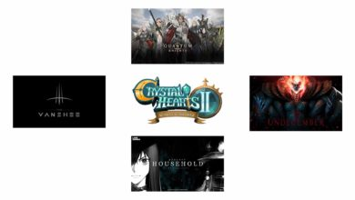 LINE Games представляет 5 новых игр: The Vanshee, Crystal Hearts 2: Compass of Dimension, UNDECEMBER, Project HOUSEHOLD и Quantum Knights, которые выйдут на ПК, консолях и мобильных устройств