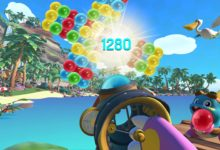 Puzzle Bobble VR: Vacation Odyssey выйдет в Oculus Quest и Quest 2 20 мая 2021 года