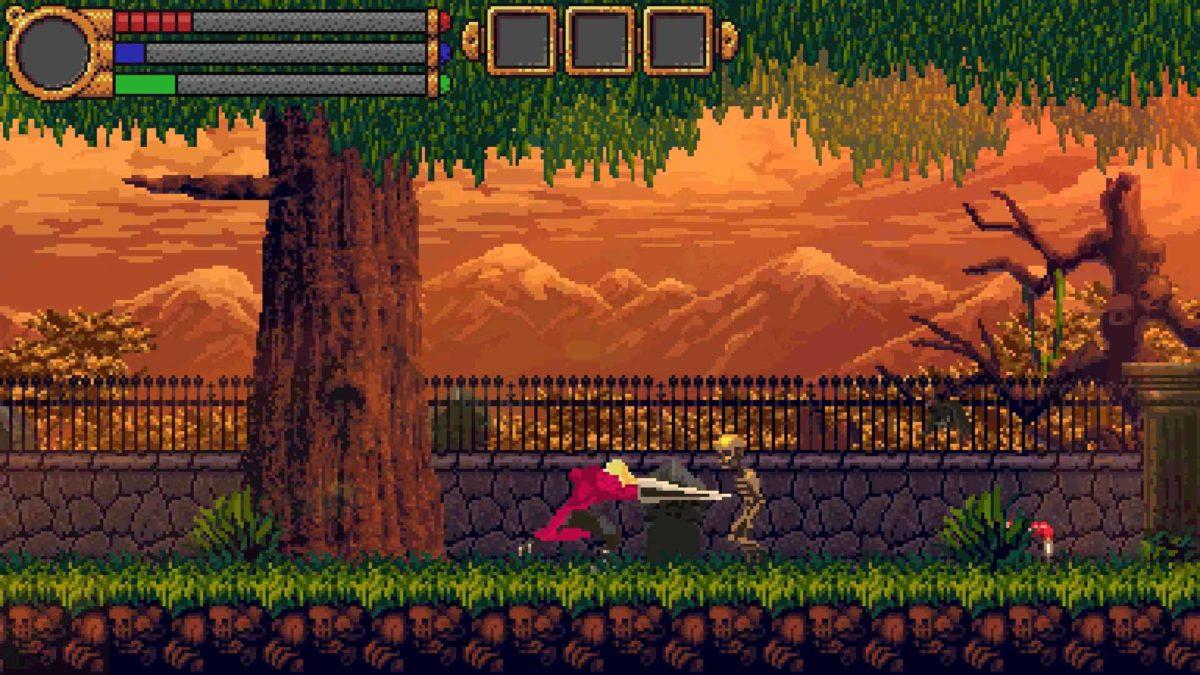 The Skylia Prophecy появится на PS4, PS5, Nintendo Switch, Xbox One и Xbox Series X/S 23 апреля
