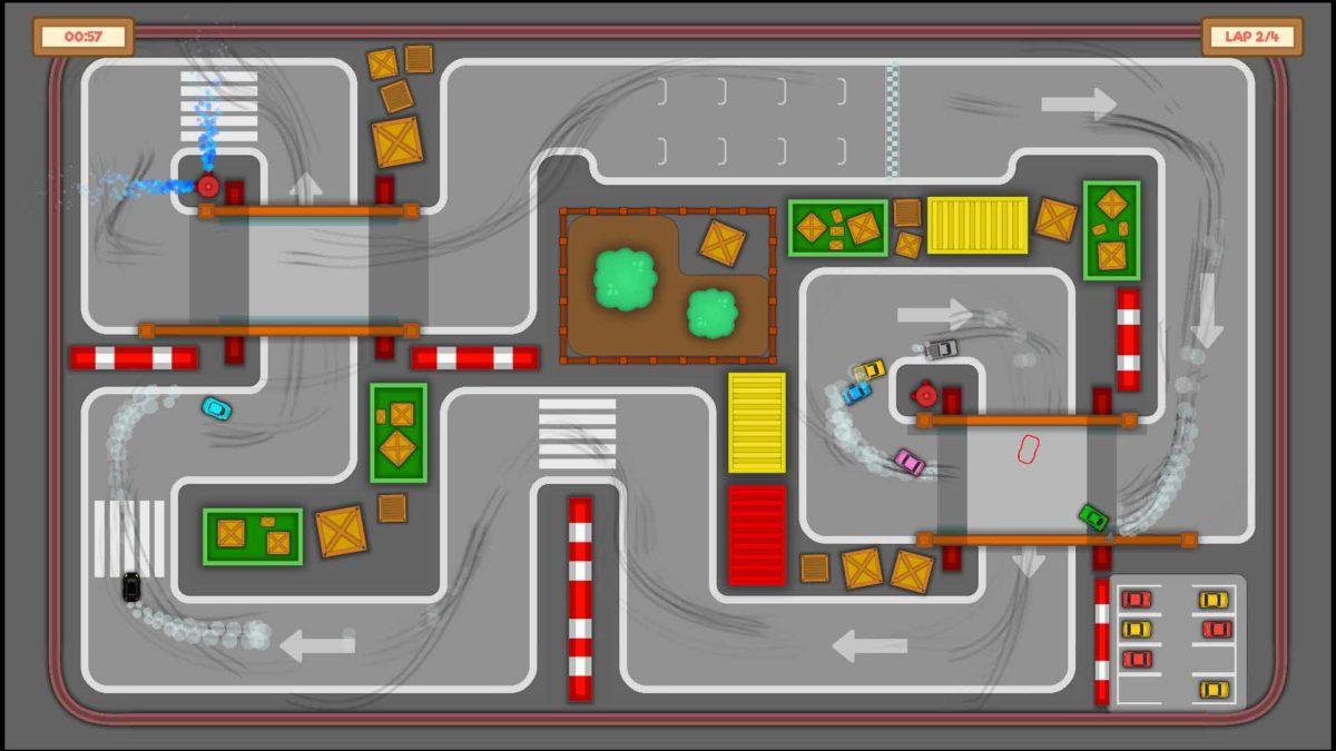 Total Arcade Racing уже доступна для предзаказа на Nintendo Switch