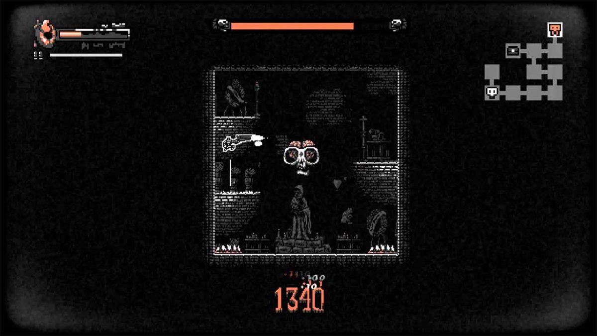 Видео. Nongunz: Doppelganger Edition – 64 минуты игрового процесса