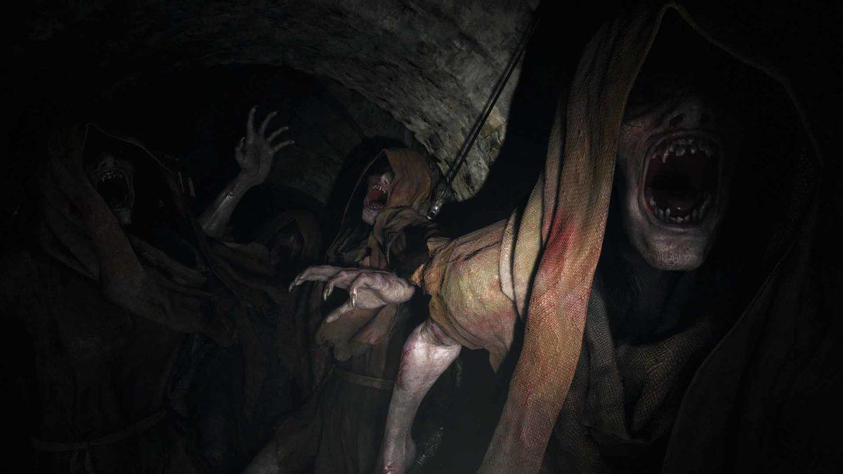 Видео. Resident Evil Village – 64 минуты игрового процесса