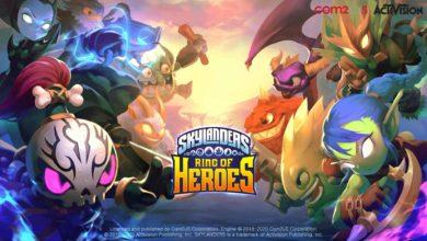 Для Skylanders: Ring of Heroes добавлен новый кооперативный контент для игры с членами гильдии