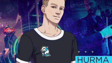 Дмитрий «Hurma» Гейнц присоединился к Cyber Legacy