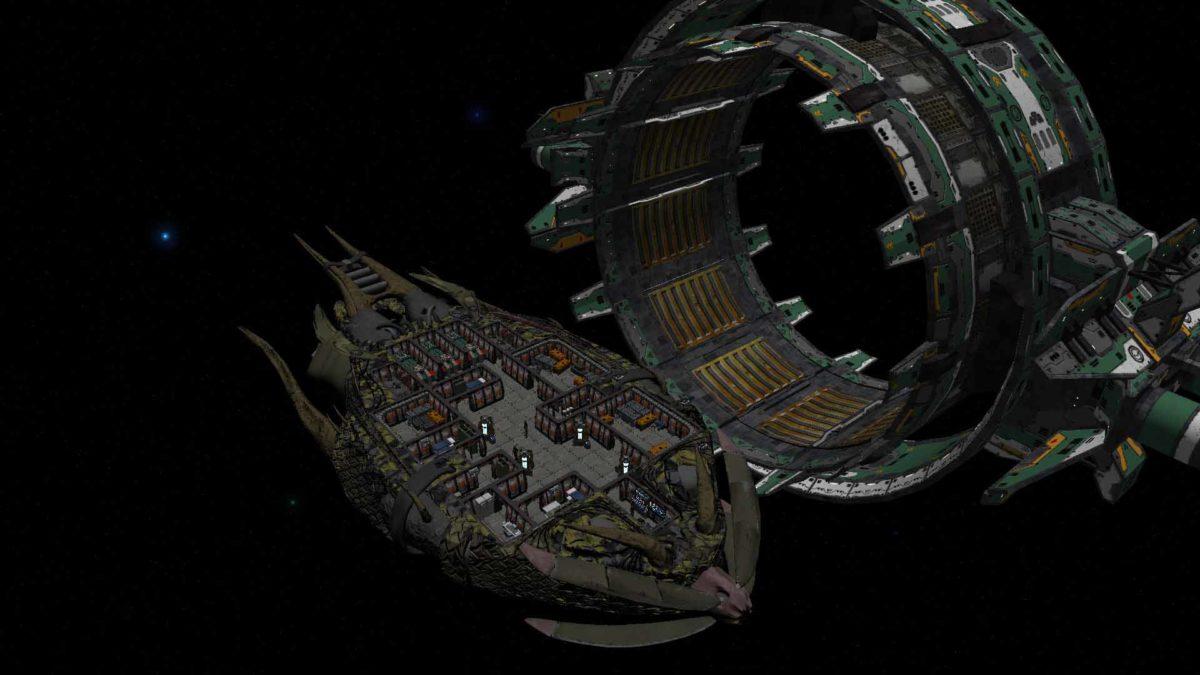 Игра Galactic Crew II, в которой происходит исследование космоса в жанре roguelike, уже доступна