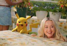 Кэти Перри представляет новый сингл и видео Electric в сотрудничестве с Pokémon