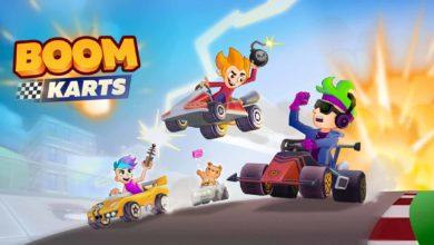 Многопользовательский картинг из Финляндии Boom Karts теперь доступен для Android и в ближайшее время для iOS