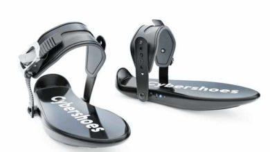 Обувь Cybershoes, позволяющая геймерам ходить и бегать в виртуальной реальности, скоро появится в крупных розничных сетях