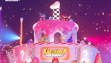 Отметьте годовщину KartRider Rush+ с Line Friends и новым контентом 7-го сезона