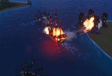 Пиратская ролевая игра King of Seas поднимает паруса