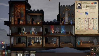 Симулятор волшебной академии Spellcaster University выйдет из раннего доступа 15 июня