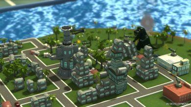 Симулятор городского строительства на основе физики Tinytopia выйдет в Steam этим летом