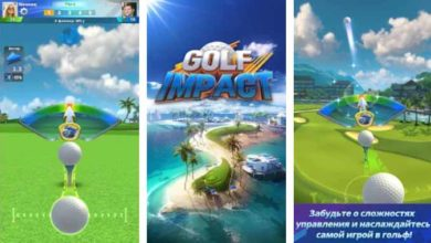 Golf Impact для мобильных устройств теперь доступен во всем мире для iOS и Android