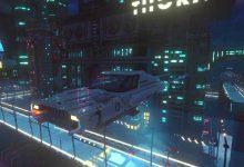 DLC City of Ghosts для Cloudpunk размером с сиквел выходит на ПК