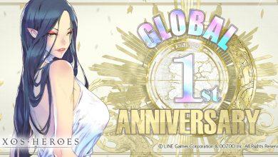 Exos Heroes празднует 1-ю годовщину глобального запуска