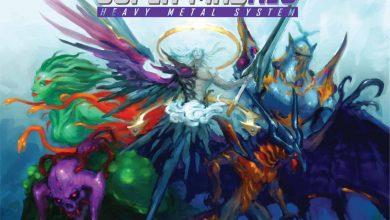 Final Fantasy и Kung Fury получают трибьют металла в рамках Fantasy Battles