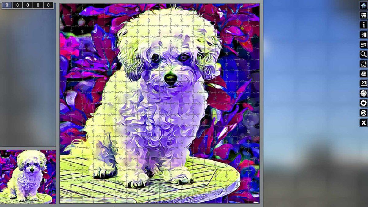 Pixel Puzzles Illustrations & Anime получает набор пазлов Little Dogs