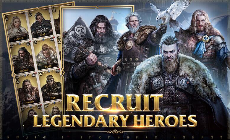 Simure Vikings, ролевая игра-симулятор жизни викингов, запущена в избранных регионах