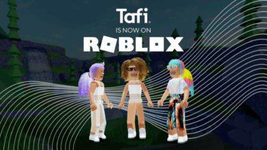 Tafi приносит свежий новый контент 3D-аватаров глобальным пользователям Roblox