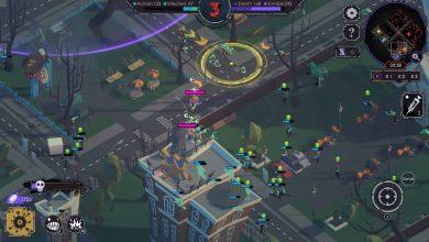 Демоверсия Swarm the City выйдет в Steam 16 июня