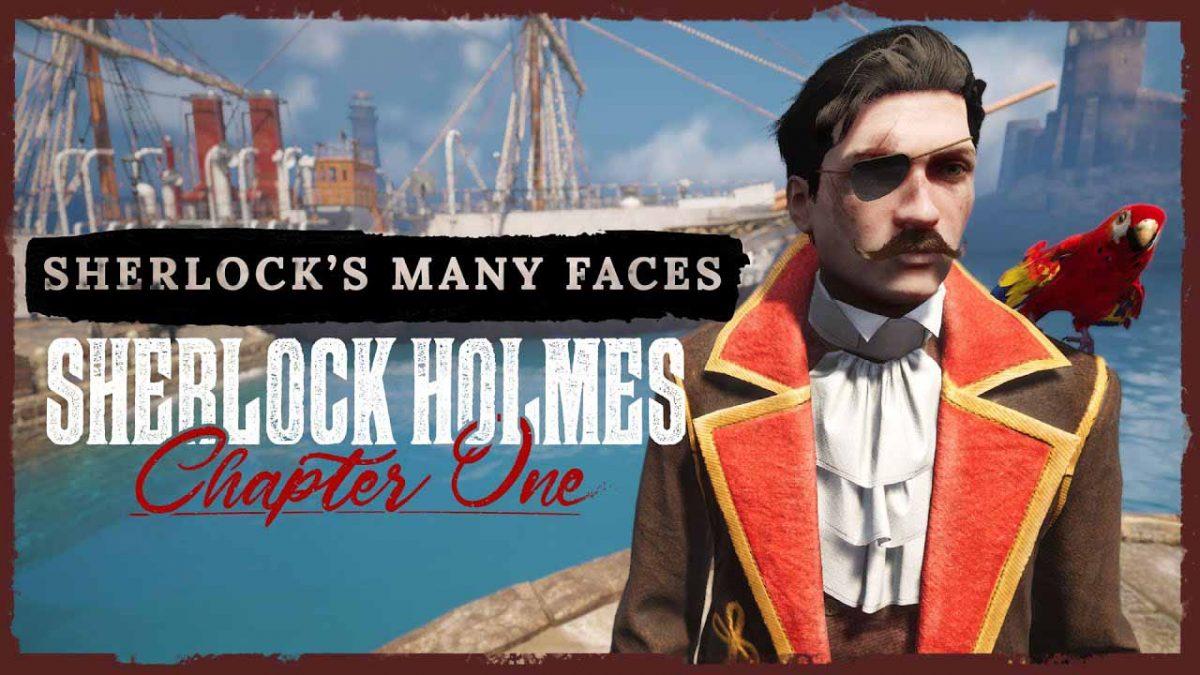 Новое игровое видео о Sherlock Holmes: Chapter One демонстрирует открытый мир, механику маскировки и весь новый игровой процесс