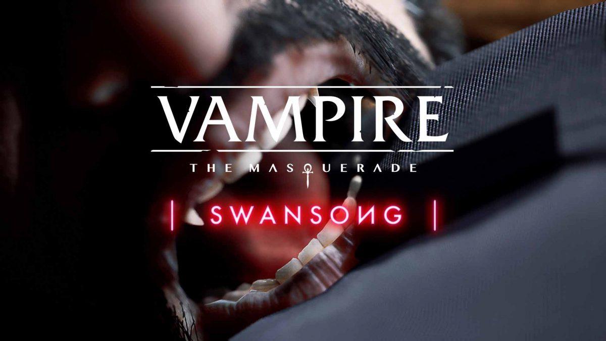Новый трейлер Vampire: The Masquerade - Swansong
