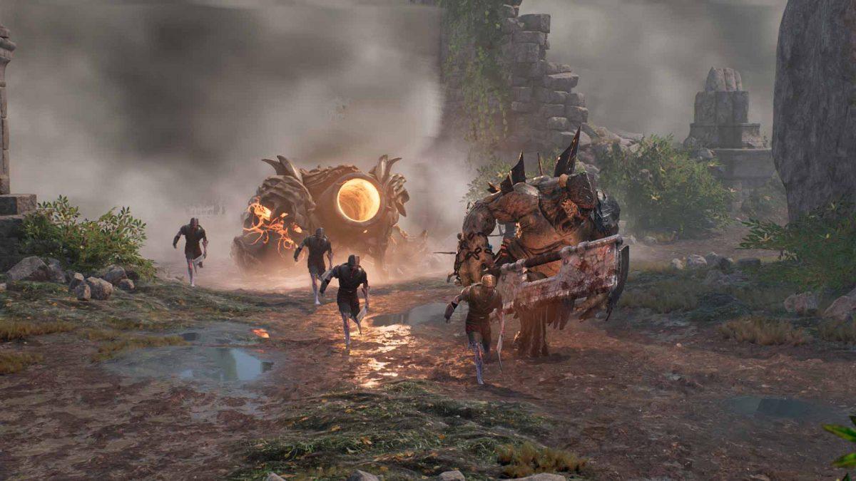 Открытая бета-версия Kingshunt выйдет в Steam 22 июня