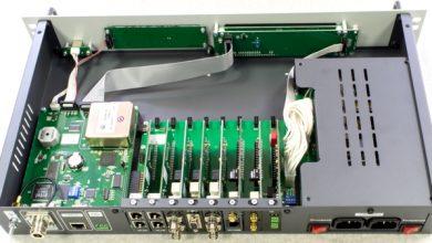 Сервер точного времени «ССВ-1Г» производства «КОМСЕТ-сервис»