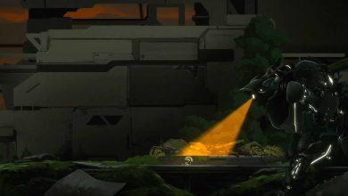 2D платформер-головоломка Monobot теперь доступна в Steam