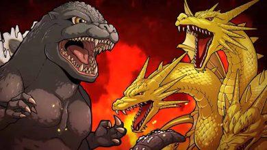 Godzilla Battle Line доступна по всему миру на iOS и Android
