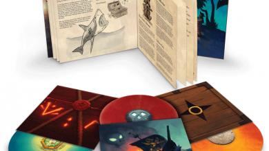 Sea of Thieves получает саундтрек 3xLP
