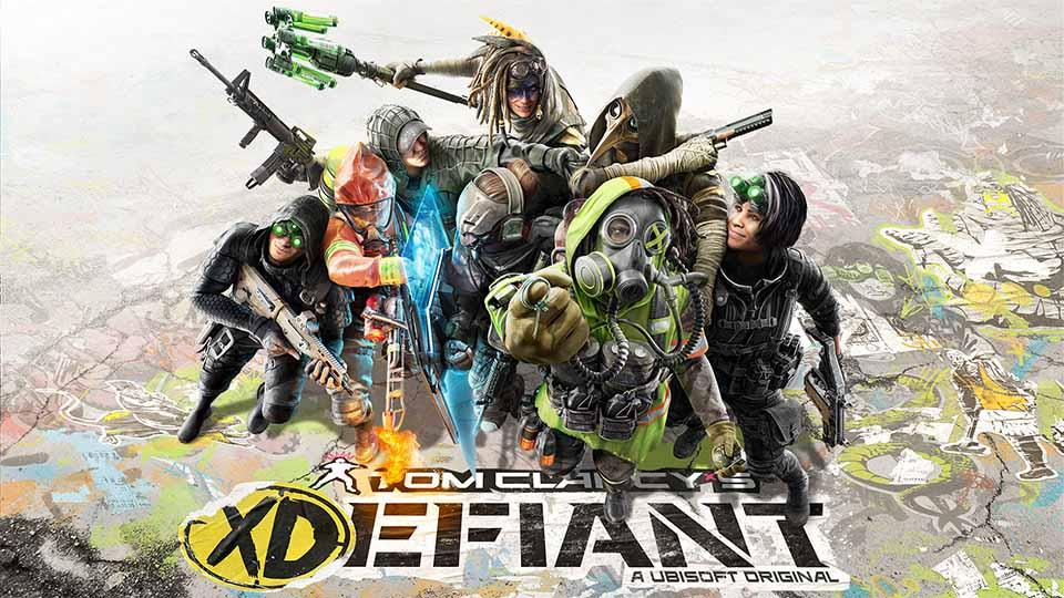 Анонсирован бесплатный FPS Tom Clancy's XDefiant. Тестирование в августе