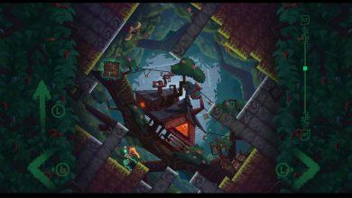 Загадочное приключение Tetragon раскроет свои тайны в Steam, Xbox One, Xbox Series X/S, Nintendo Switch, PS4 и PS5 12 августа