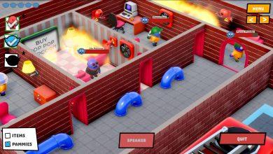 Игра Panic Mode вышла в Steam