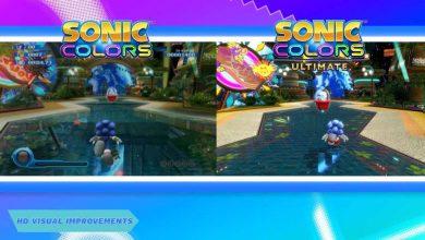 Красочный и галактически быстрый новый трейлер показывает особенности Sonic Colors: Ultimate