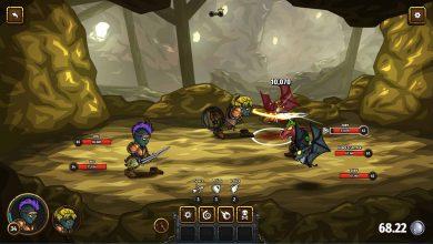 Культовая любимая ролевая игра Swords & Souls: Neverseen выйдет на Switch в августе