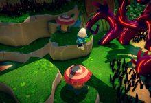Новый тизер грядущей игры The Smurfs - Mission Vileaf