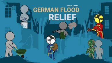 Помочь жертвам наводнения в Германии можно играя в игры