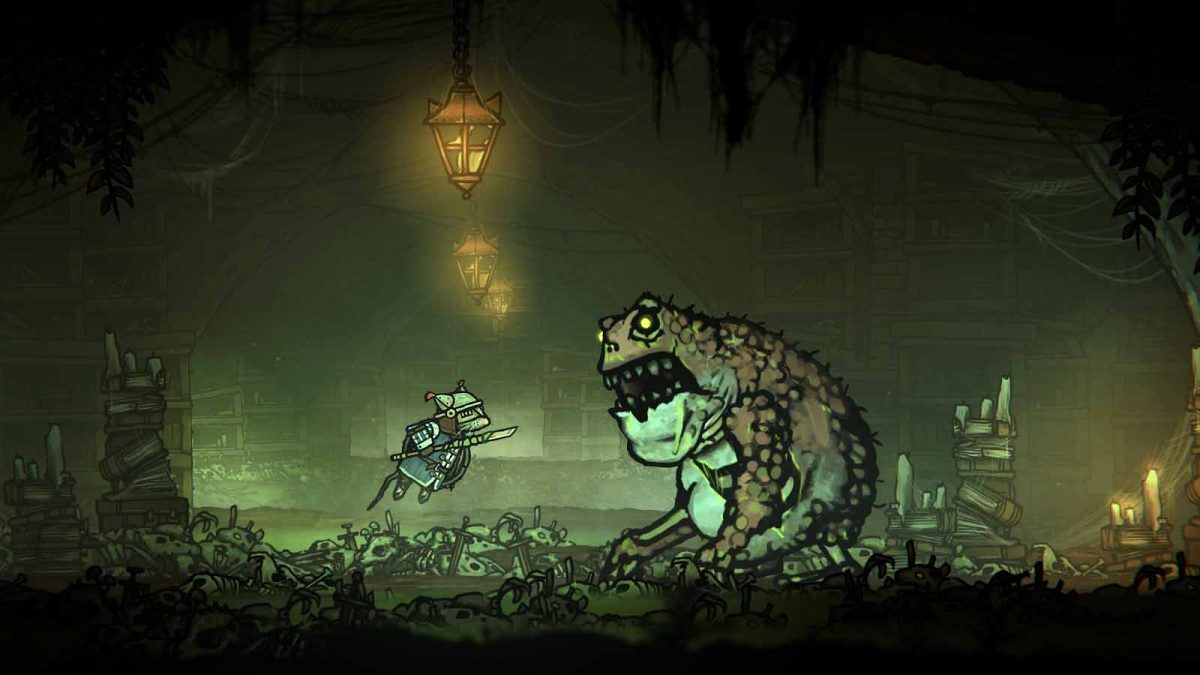 Приключенческая ролевая игра Tails of Iron получила дату релиза и новый геймплейный трейлер