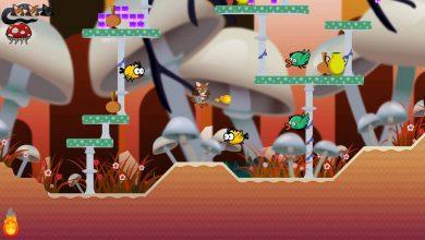 2D головоломка-платформер Miko Adventures Puffball выйдет в Steam этим летом