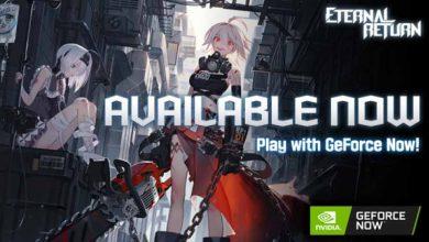 Eternal Return теперь доступна на GeForce Now