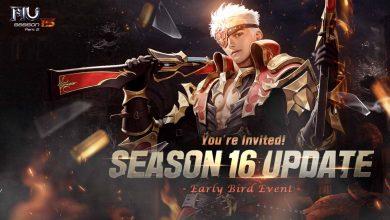 MU Online получает обновление сезона 16, часть 1, и большое летнее событие