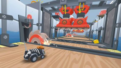 MouseBot: Escape From CatLab выходит на PS4, PS5, Nintendo Switch, Xbox One, Xbox Series X/S и Steam