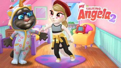 My Talking Angela 2 (Моя говорящая Анджела 2) будет доступна 15 июля 2021 для загрузки по всему миру